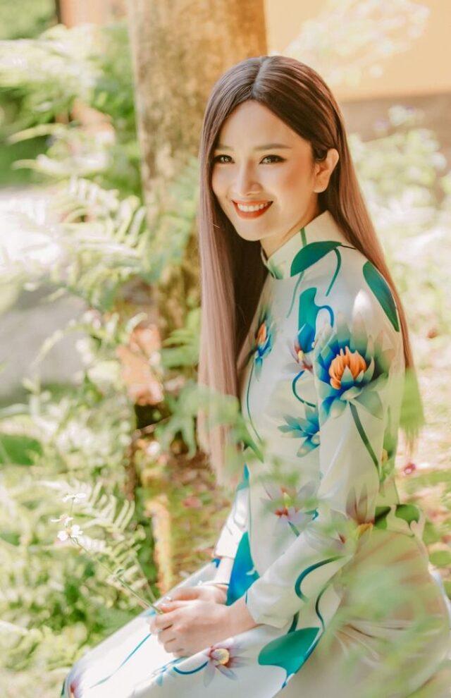 Cách mà Hoa hậu Cao Thùy Dương truyền cảm hứng cho giới trẻ