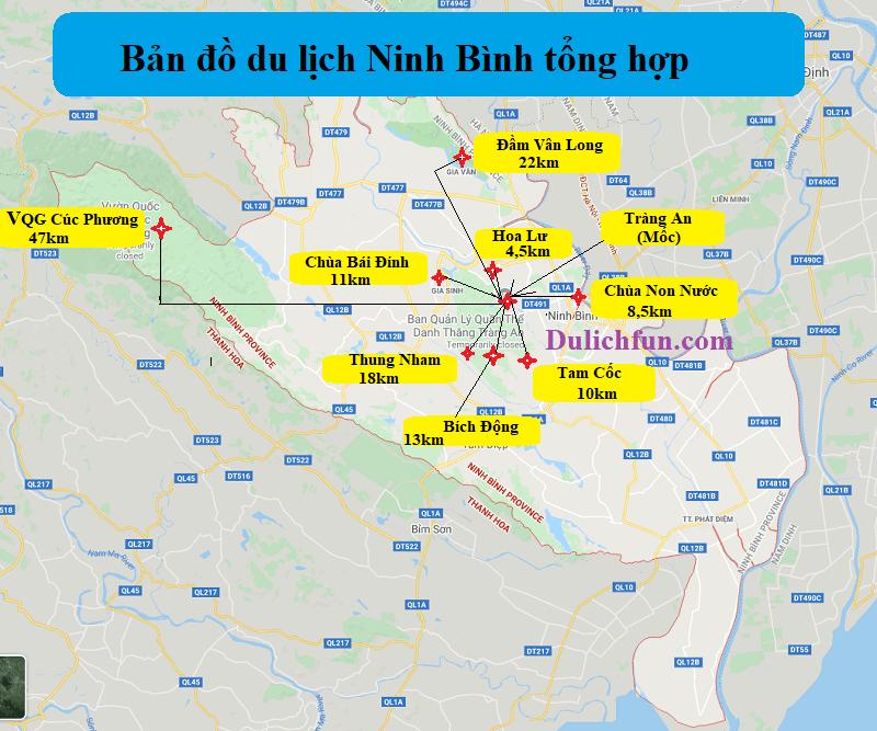 Ninh Bình_ vùng đất cố đô xinh đẹp