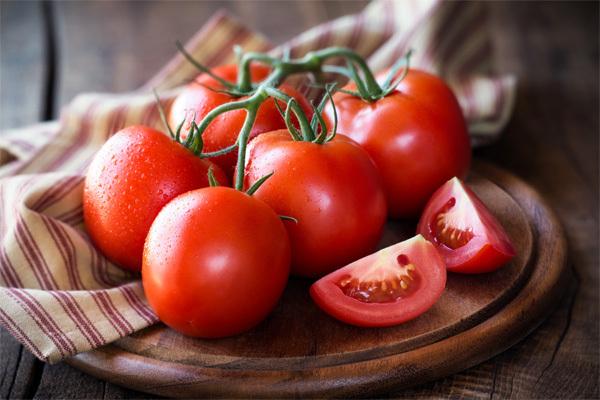 Lycopene là hợp chất được tìm thấy trong cà chua