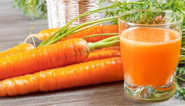 Cà rốt cũng giúp làm giảm nguy cơ ung thư hiệu quả