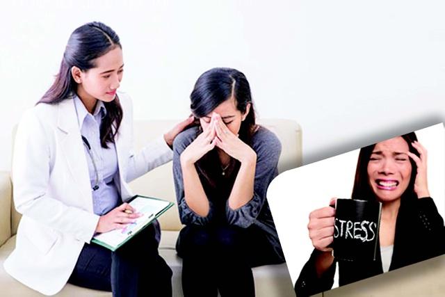 Stress tâm lý và nguy hiểm tiềm tàng: Ung thư!