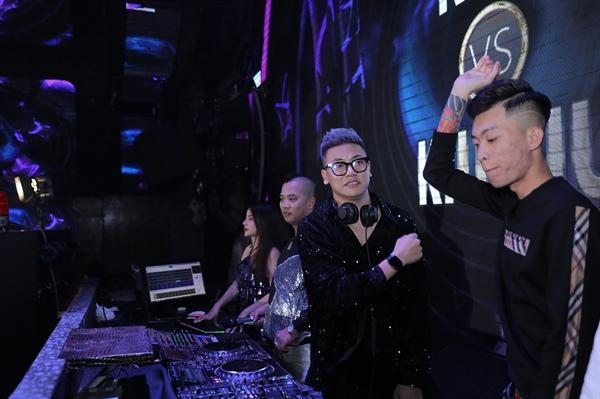 Top 2 DJ thi đối đầu nâng đỡ nhau được giám khảo khen ngợi