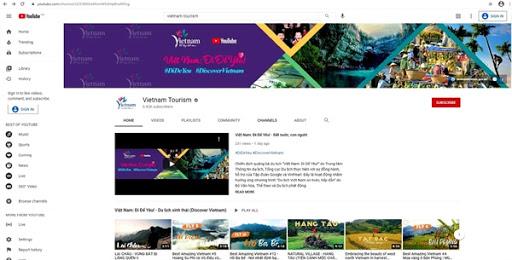 Nhiều YouTuber nổi tiếng tham gia chiến dịch quảng bá du lịch Việt Nam trên YouTube